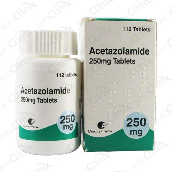 Acetazolamid Diamox