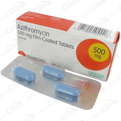 Azithromycin Antibiotikum