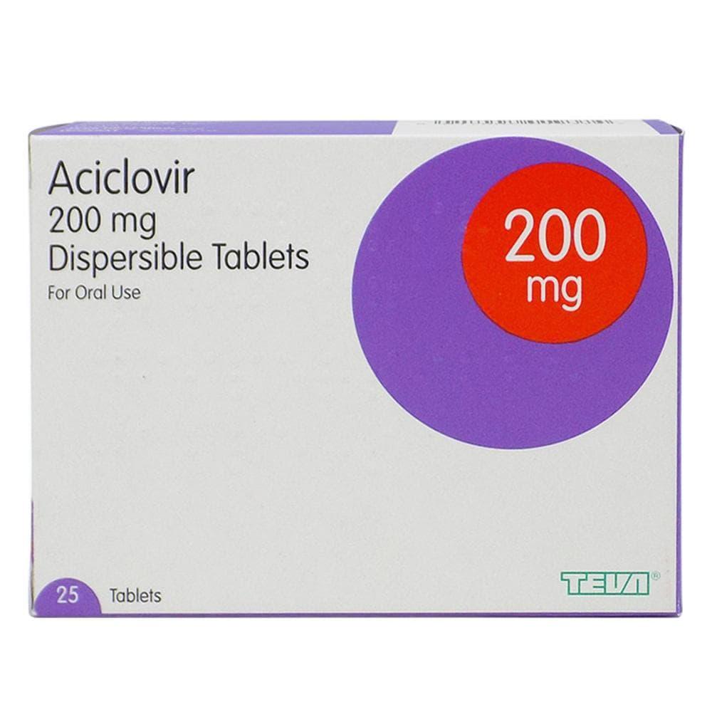 Aciclovir og Aciclodan mod herpes | Læs om behandling