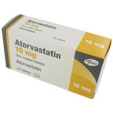 Atorvastatin in uk to reduce cholesterol level