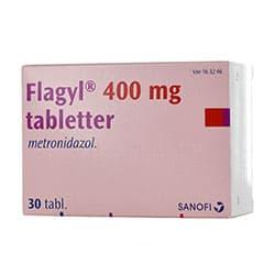 Bakteerivaginoosi Flagyl