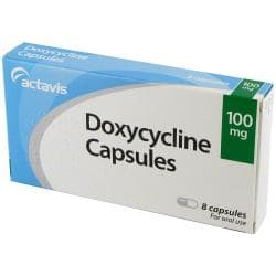 Doxycycline (Doksycyklina)