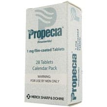 Buy pack of Propecia online in the UK.